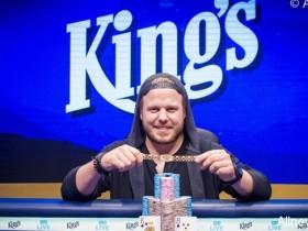 蜗牛扑克:Matous Skorepa取得WSOPE巨人赛冠军