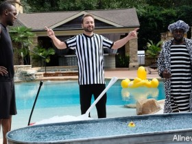 """蜗牛扑克:Kevin Hart和Usain Bolt将进行""""冰浴挑战"""""""