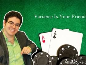 蜗牛扑克:Ed Miller谈扑克,波动是你的朋友