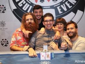 蜗牛扑克:Michael Kanaan取得WSOP悉尼站主赛事冠军