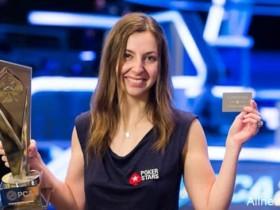 蜗牛扑克:美女牌手Maria Konnikova首获大赛冠军头衔