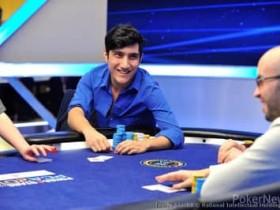 蜗牛扑克PCA $100,000超高额豪客赛决赛桌:丹牛入围,Ivan Luca 领先