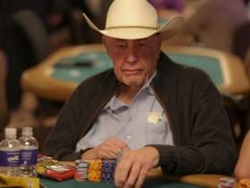 蜗牛扑克:Doyle Brunson说自己错过了网站过亿美元的交易