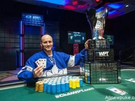 蜗牛扑克:Mike Leah获得个人第一个WPT冠军