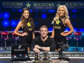 蜗牛扑克:Alex Foxen赢得LAPC $25K豪客赛冠军