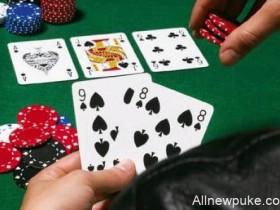 蜗牛扑克:如何用同花听牌诈唬