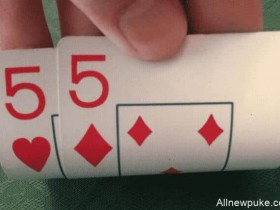 蜗牛扑克:如何在比赛中游戏小口袋对子?