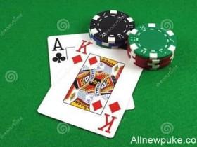 【蜗牛扑克】Jonathan Little谈扑克:AK,全压还是弃牌?
