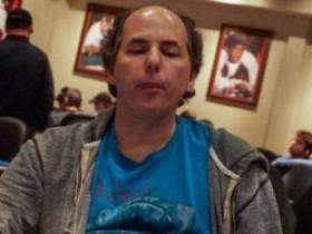 蜗牛扑克:Allen 'Chainsaw' Kessler 牌桌出局,打老虎机居然盈利了