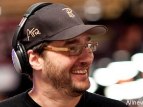 蜗牛扑克:Phil Hellmuth又加入新公司啦!