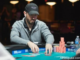 蜗牛扑克:Brian Rast赢得$10,000无限2-7单次换牌赛事冠军,收获第四条WSOP金手链