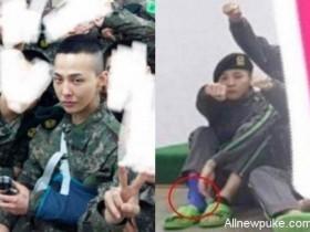 蜗牛扑克:韩国国防部:权志龙当兵4个月,休了33天病假