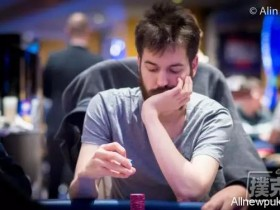【蜗牛扑克】豪客赛大神Dominik Nitsche牌局解析,高水平的较量!