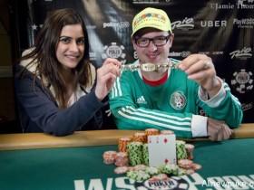 【蜗牛扑克】Giuseppe Pantaleo和 Nikita Luther 赢得WSOP $1K Tag Team团队赛冠军,入账$175