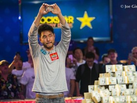 【蜗牛扑克】2018 WSOP:John Cynn喜提WSOP主赛事金手链