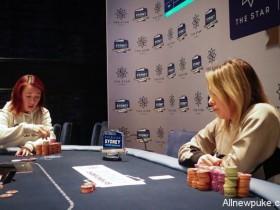 【蜗牛扑克】Christine Hia取得悉尼锦标赛女士专场赛冠军