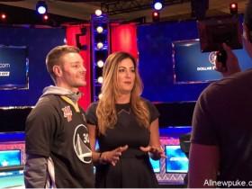 【蜗牛扑克】WSOP主赛事6进3: Tony Miles领先,Joe Cada无缘双冠