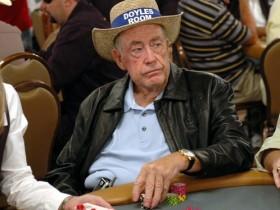 【蜗牛扑克】Doyle Brunson用在Bobby扑克室赢得的奖金买了一部新车