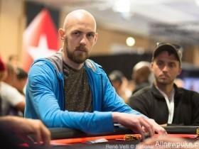 【蜗牛扑克】GPI:Stephen Chidwick仍位于两榜之首