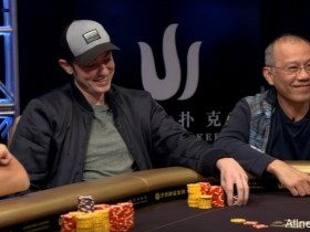 【蜗牛扑克】Tom Dwan与Paul Phua的百万底池视频看点