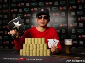 【蜗牛扑克】Mike Takayama成为第一位荣获亚洲年度牌手称号的菲律宾人