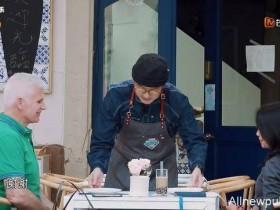 【蜗牛扑克】黄晓明初到中餐厅犯错误,洗盘子不戴手套,然而犯错的不止他1个