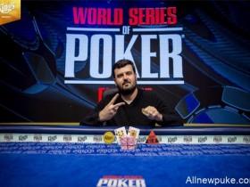 【蜗牛扑克】WSOPE:Timur Margolin赢得第五项赛事冠军
