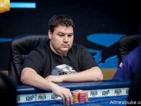 【蜗牛扑克】WSOP年度最佳牌手:Shaun Deeb稳拿了!!!