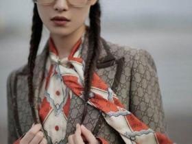 【蜗牛扑克】倪妮出席时尚活动 梳麻花辫变文艺女青年