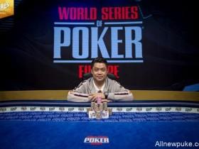 【蜗牛扑克】Ivan Leow斩获€100,000 WSOPE LEON豪客赛冠军,入账€1,251,455