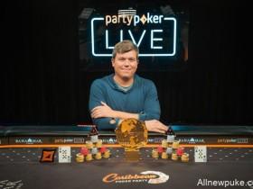 【蜗牛扑克】Roger Teska取得加勒比海扑克盛会$25,500百万赛事冠军!