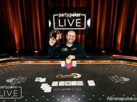 【蜗牛扑克】Roberto Romanello斩获$10,300豪客赛冠军,入账 $450,000