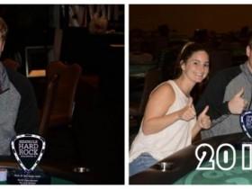 【蜗牛扑克】David Peters连续两年取得同一场摇滚扑克公开赛冠军