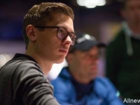 【蜗牛扑克】Fedor Holz成功晋级线上PartyPoker百万赛事第2轮比赛!