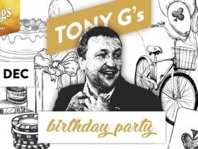 【蜗牛扑克】Tony G将在帝王赌场举办个人€200K PLO生日赛!