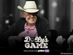 【蜗牛扑克】PokerGo推出《多利的牌局》,Doyle Brunson等一众豪客玩家将亮相