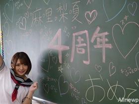 【蜗牛扑克】传奇女优麻里梨夏(Mari-Rika) Julia师妹最佳番号作品推荐