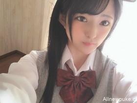 【蜗牛扑克】新人女优渚美月(渚みつき) 贫乳校花女神正式出道