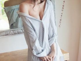 【蜗牛扑克】现役OL松川佑依子写真未公开照 带来成熟性感魅力