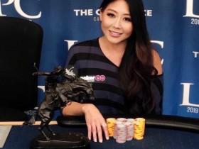 【蜗牛扑克】Maria Ho生日当天击败Kristen Bicknell斩获LAPC豪客赛冠军