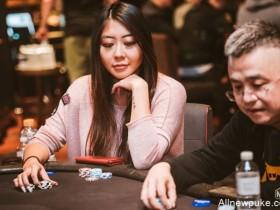 【蜗牛扑克】LAPC豪客赛冠军Maria Ho:不断学习,不断进步!