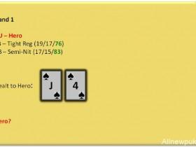 【蜗牛扑克】Grinder手册-10:按钮位置-2