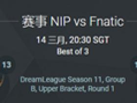 【蜗牛电竞】Fnatic对阵NiP详尽分析:套路多者方能获胜