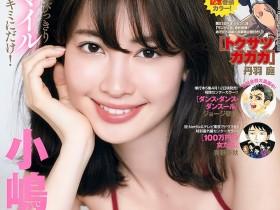 【蜗牛扑克】小嶋阳菜于AKB48毕业前发放最后性感写真永久保存
