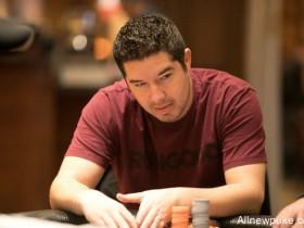 【蜗牛扑克】锦标赛小贴士:Blair Hinkle说集中注意力打牌很重要