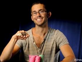 【蜗牛扑克】Mike Gorodinsky自封画家,笔下的扑克玩家们一个比一个抽象!