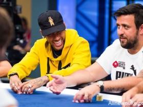 【蜗牛扑克】巴西WSOP金手链牌手Andre Akkari透露内马尔退役后会选择成为职业牌手