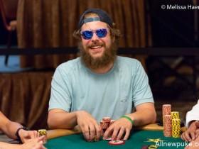 【蜗牛扑克】WSOP巨人赛冠军Ben Keeline为'The BIG 50'参赛选手分享一些实战技巧