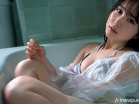 【蜗牛扑克】Team 4队长高桥朱里最新写真集 挑战性感熟女路线