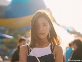 【蜗牛扑克】香港美女正妹Paupau 甜美可爱成男生幻想女友